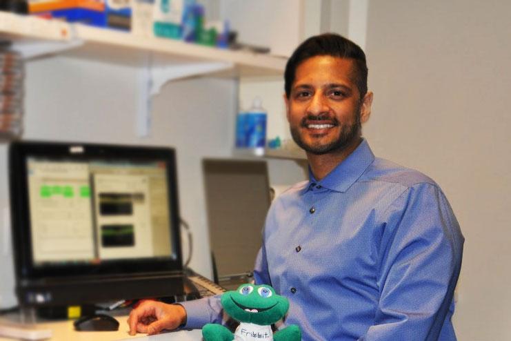 <strong>Dr. Tariq Rajan</strong>